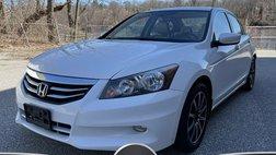 2012 Honda Accord EX-L Sedan 4D