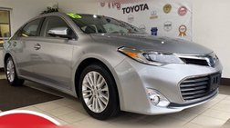 2015 Toyota Avalon Hybrid Limited