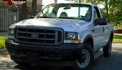 2003 Ford F-250 King Ranch Long Bed 2WD
