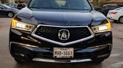 2019 Acura MDX w/Tech
