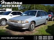 1993 Mercury Tracer Base