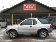 2001 Isuzu Rodeo Sport Base