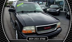2004 GMC Sonoma SLS