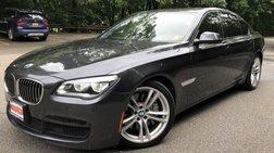 2015 BMW 7 Series M Sport