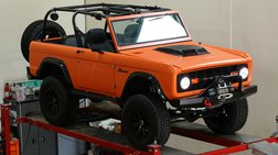 1973 Ford Bronco U15 4x4 Sport Explorer Custom EFI 408 Stroker-Disc
