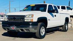2005 Chevrolet Silverado 3500 Work Truck