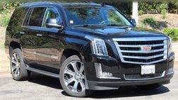 2018 Cadillac Escalade Standard