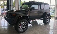 Used Mercedes-Benz G-Class for Sale in Bend, OR: 368 Cars