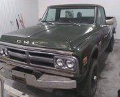 1970 Chevrolet widebody