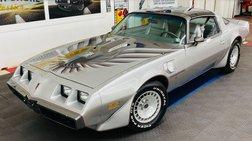 1979 Pontiac Firebird - SILVER 10TH ANNIVERSARY TRANS AM - 4 SPEED MANUA