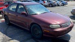1998 Chevrolet Malibu Base