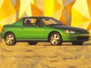 1993 Honda Civic del Sol S