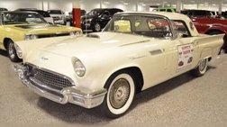 1957 Ford Thunderbird Hard Top Convertible