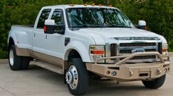 2008 Ford Super Duty F-450 King Ranch