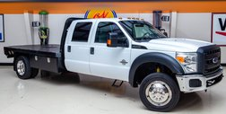 2012 Ford Super Duty F-550 XL