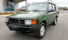 1995 Land Rover Discovery Base