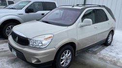 2004 Buick Rendezvous Base