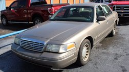 2002 Ford Crown Victoria LX