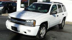 2006 Chevrolet TrailBlazer 4dr 4WD LS