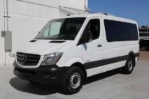 2016 Mercedes-Benz Sprinter 2500 144 WB