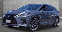 2020 Lexus RX 450h F SPORT Performance