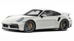 2022 Porsche 911 Turbo S