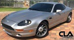 1998 Aston Martin DB7 Rare Dunhill Edition.