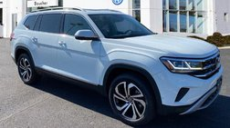 2021 Volkswagen Atlas 2.0T SEL Premium 4Motion