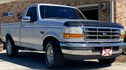 1996 Ford F-150 XLT