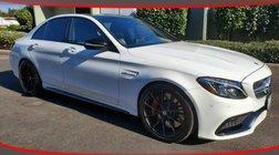 2016 Mercedes-Benz C-Class AMG C 63 S