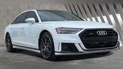 2020 Audi A8 3.0T quattro