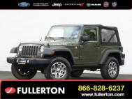 2015 Jeep Wrangler Rubicon