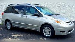 2010 Toyota Sienna 5dr 7-Pass Van LE FWD (Natl)
