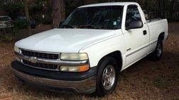 2002 Chevrolet Silverado 1500 Base