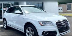 2013 Audi Q5 Hybrid 2.0T quattro Prestige
