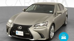 2017 Lexus GS 350 GS 350 Sedan 4D