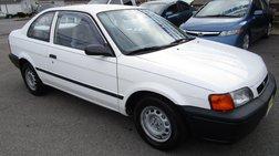 1996 Toyota Tercel 2-Door sedan
