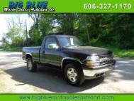 1999 Chevrolet Silverado 1500 Regular Cab Short Bed 4WD