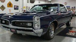 1967 Pontiac GTO TRUE 242 VIN NUMBERS MATCHING PHS DOCUMENTED GTO