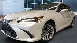 2021 Lexus ES 300h Ultra Luxury