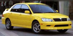 2002 Mitsubishi Lancer O-Z Rally