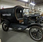 1925 Ford 1925 FORD PADDY WAGON