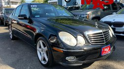 2009 Mercedes-Benz E-Class E 350 4MATIC