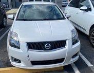 2010 Nissan Sentra 2.0 SR