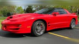 2002 Pontiac Firebird Trans Am