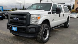2011 Ford F-250 XL Crew Cab Long Bed 4WD
