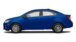 2018 Chevrolet Sonic LT Auto
