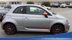 2018 Fiat 500e Base
