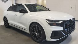 2021 Audi SQ8 4.0T quattro Premium Plus