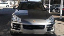 2010 Porsche Cayenne Tiptronic